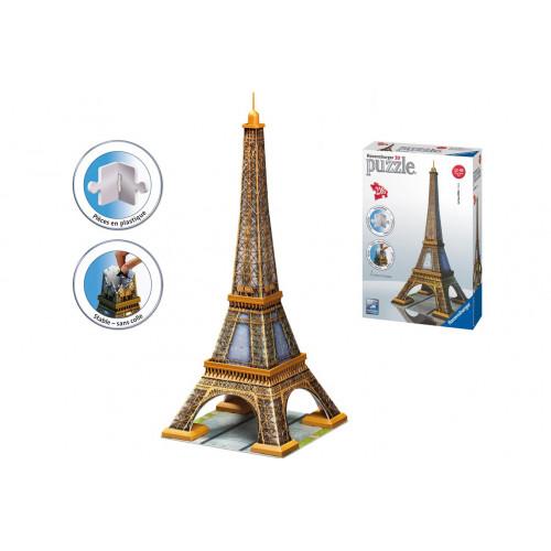 Puzzle 3D Tour Eiffel 216 pezzi Ravensburger