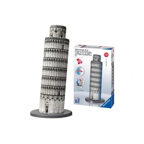 Puzzle 3D Torre di Pisa 216 pezzi Ravensburger