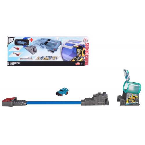 Transformers pista lancio Capture Pod Simba Toys