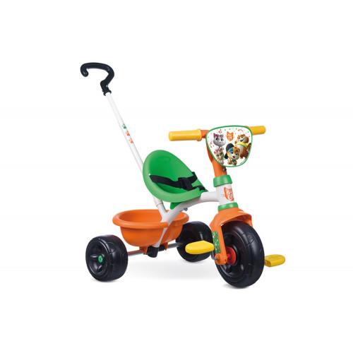 Triciclo con Asta in metallo 44 Gatti