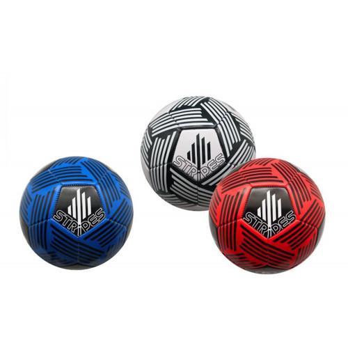 Pallone Stripes cuoio sintetico