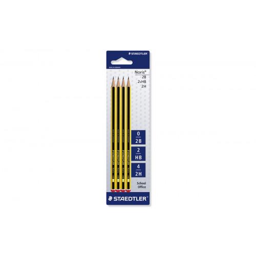 Matita noris set 4 matite