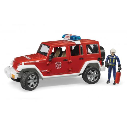 Jeep Rubicon dei Pompieri Bruder