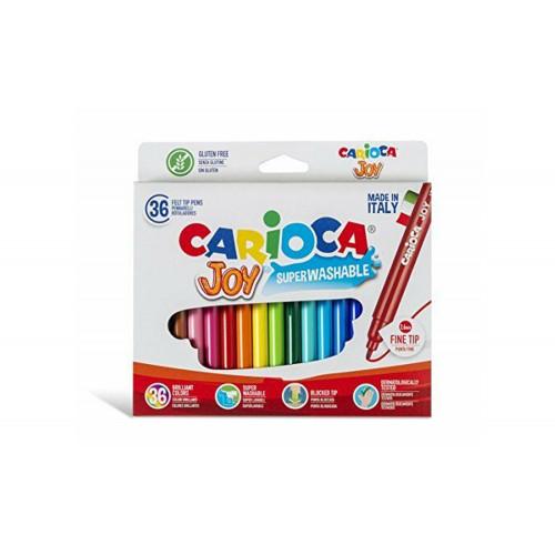 Pennarelli Carioca Joy da 36 pezzi
