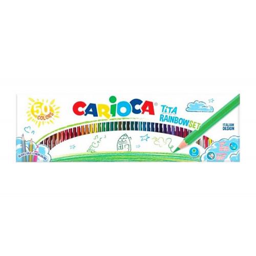 Pastelli Carioca Tita box da 50 pz