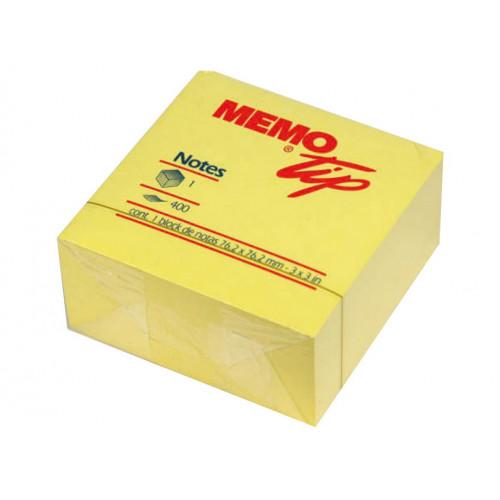 Cubo Post-it 76x76 mm 400 fogli