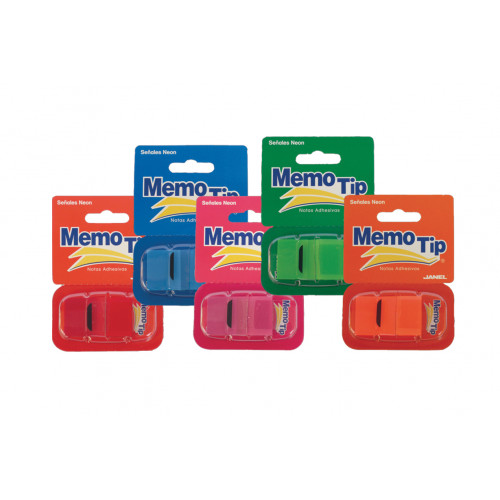 Memo Tip Segna Pagine 25 mm