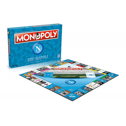 Monopoly SSC Napoli Calcio
