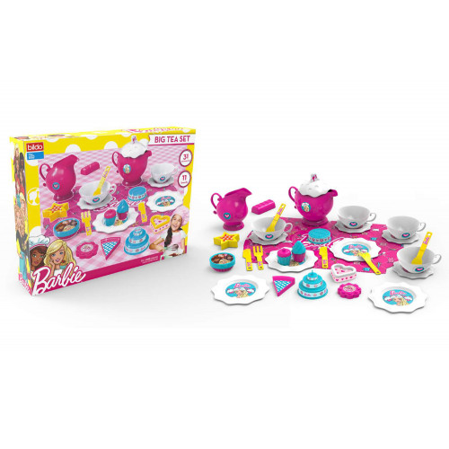 Barbie Set tea 31 pezzi