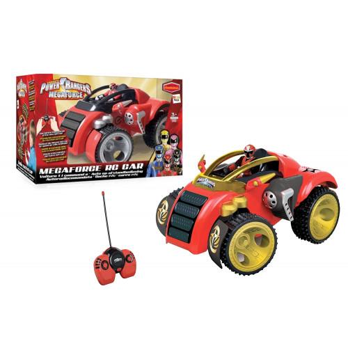 Power Rangers Auto Ninja Steel radiocom.