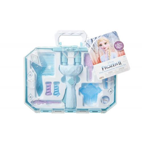 Frozen 2 Valigetta Arricciacapelli e accessori