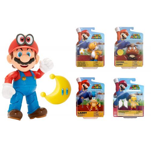 Super Mario personaggi 10 cm wave 24