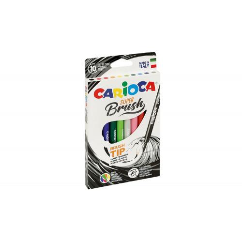 Carioca brush box da 10
