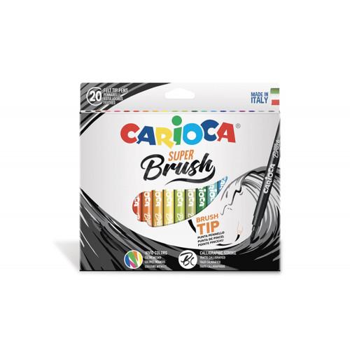 Carioca brush box da 20