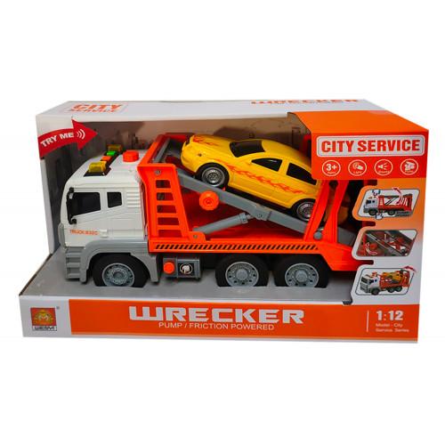 City Service Carro Attrezzi luci e suoni