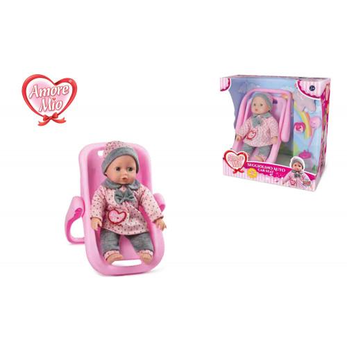 Amore Mio Bebe' con porta Enfants