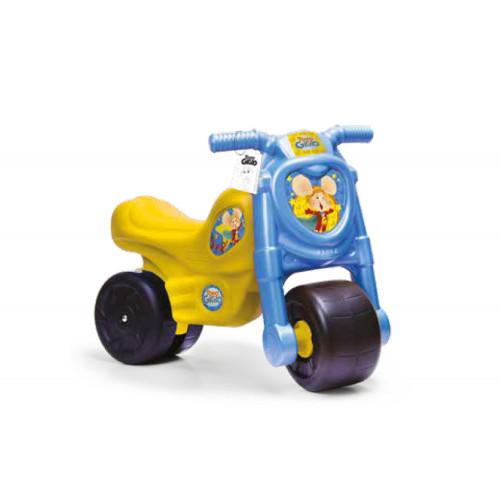 Topo Gigio Moto Jumper