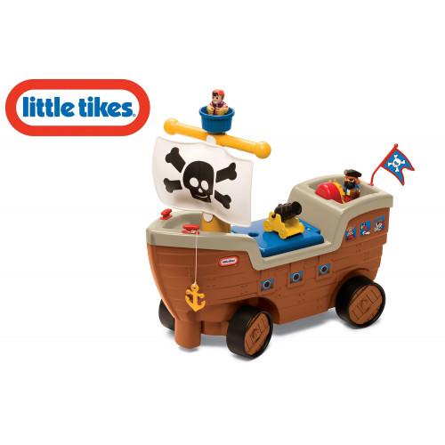 Little Tikes Nave dei Pirati Cavalcabile