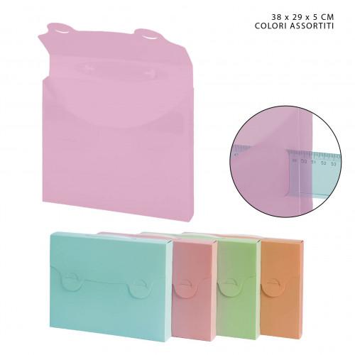 Valigetta porta documenti pastel 38x29