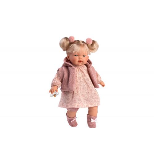 Bambola Gaetana 33 cm Corpo Morbido