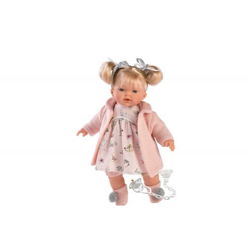 Bambola Arianna 33 cm Corpo Morbido