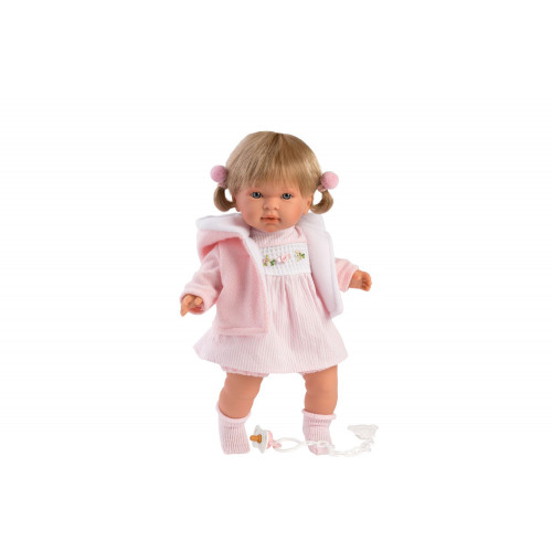 Bambola Carla 42 cm Piagnucolona