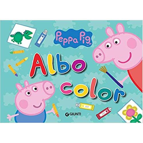 Libro Peppa Pig Albo Color