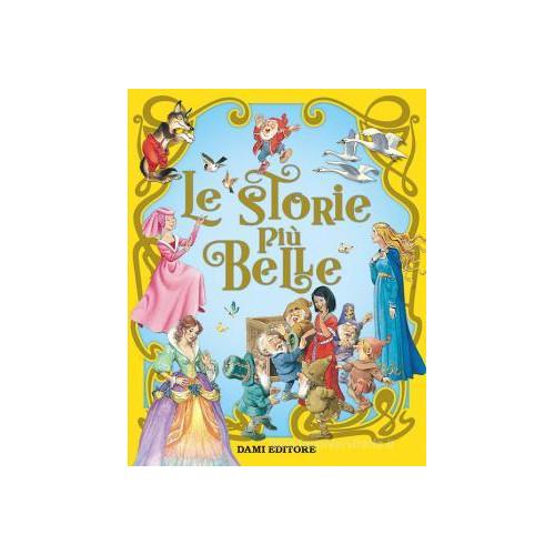 Libro Le Storie piu' Belle