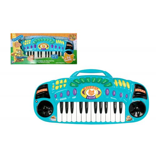 44 Gatti Pianola Musicale Suoni e Luci