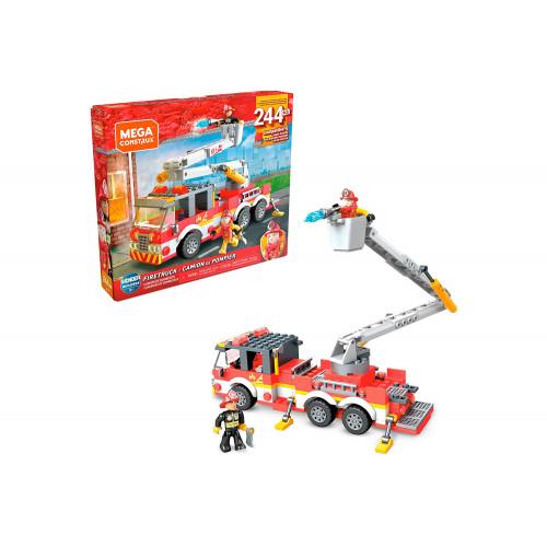Mega Bloks Camion Pompieri 244 pezzi
