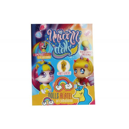 Album Gioca Impara Unicorn Dolls