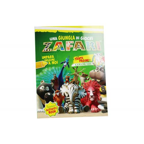 Album Gioca Impara Zafari