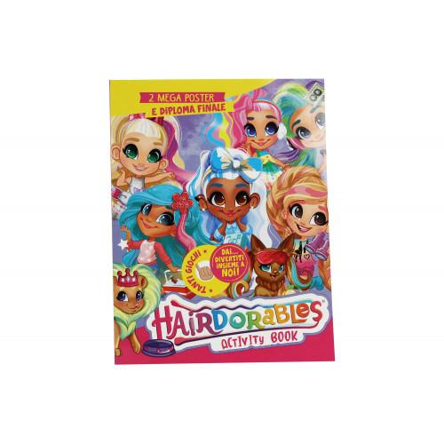 Album Gioca Impara Hairdorables