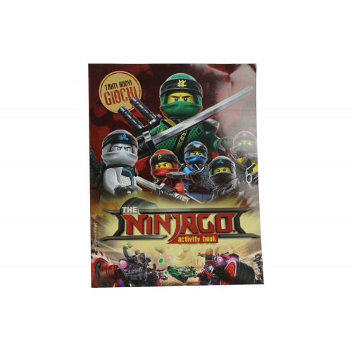 Album Gioca Impara Ninjago