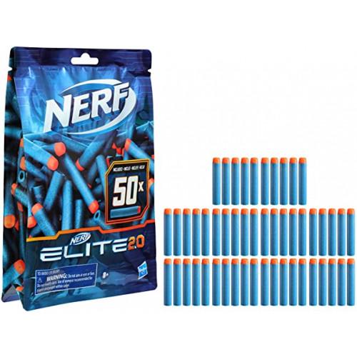 Nerf Eliite Dardi 50 pezzi