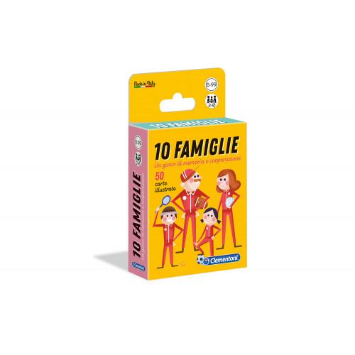 Giochi di Carte 10 Famiglie