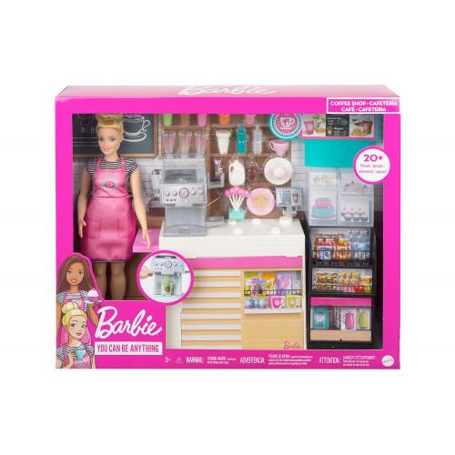 Barbie Bambola e Coffee Shop
