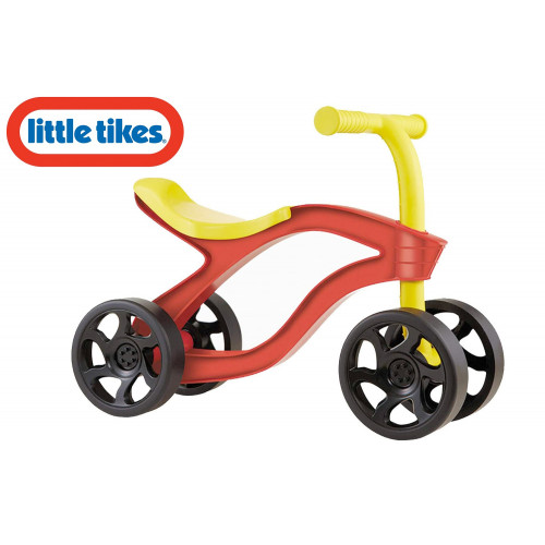 Little Tikes Scooteroo Quadriciclo Cavalcabile