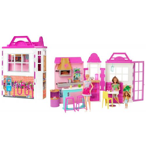 Barbie Ristorante con Bambola