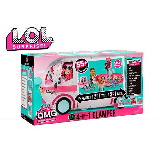 Lol Surprise OMG Glamper New