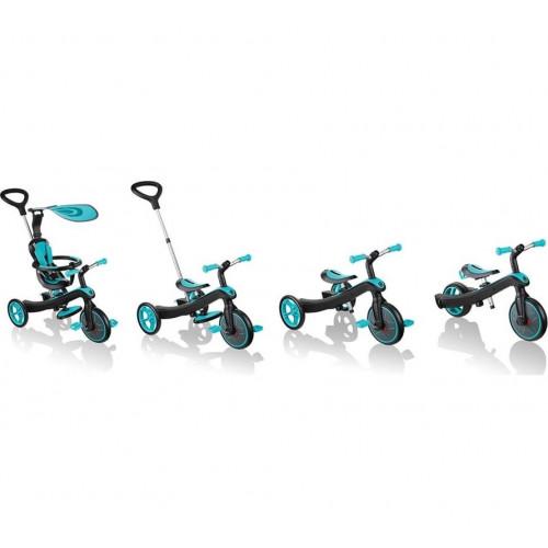 Triciclo Explorer Trike 4in1 Menta