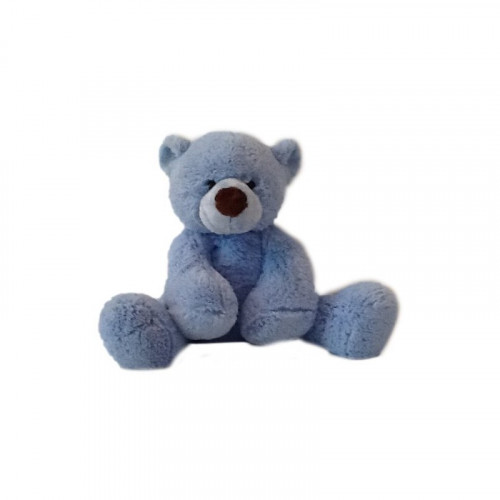 Orsetto Boy Bear Azzurro Peluche