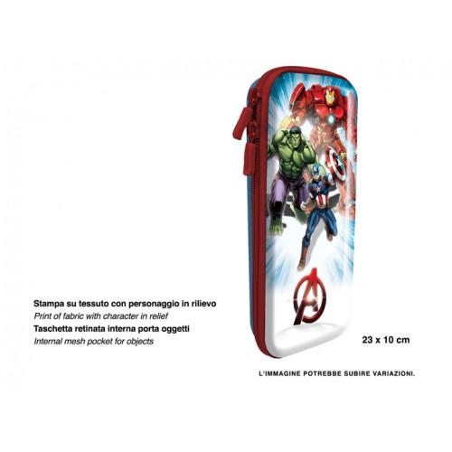 Avengers Bustina 3D