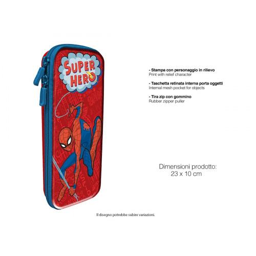 Spider-Man Bustina 3D