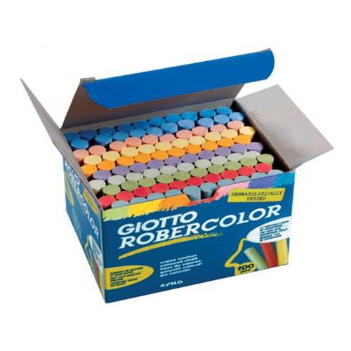 Gessi Giotto colorati 100 pezzi