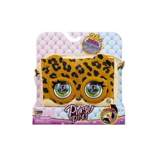 Purse Pets Leopardo Borsetta Interattiva