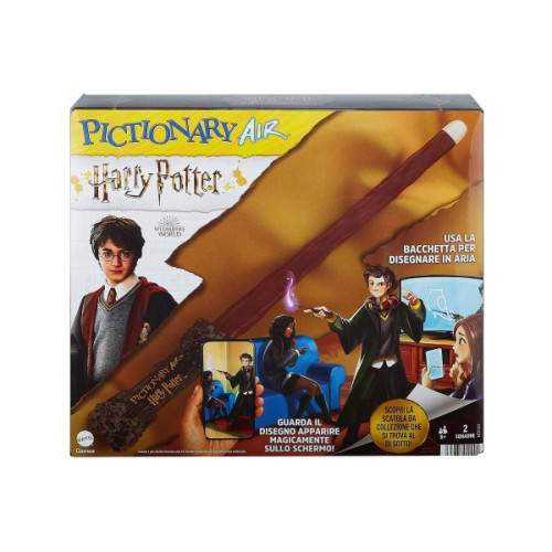 Pictionary Air Harry Potter