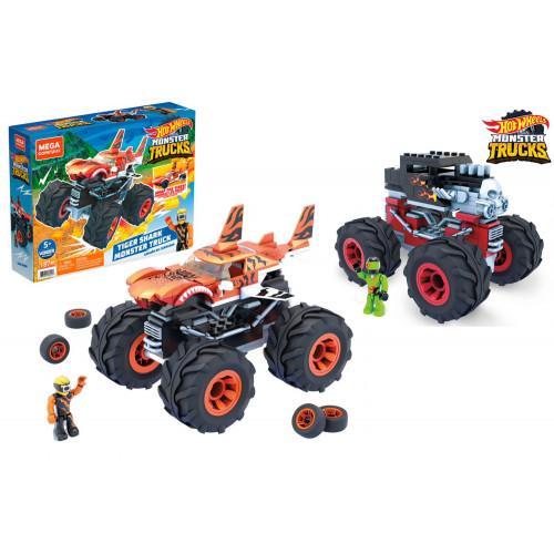 Hot Wheels Mega Monster Trucks