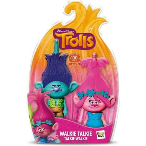 Trolls Walkie Talkie