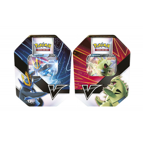 Pokemon Tin Colpi V